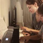 Curs privat de muzica pentru micul artist