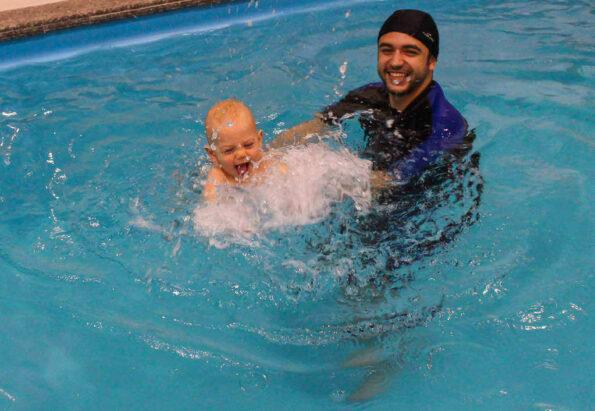 Edu swim and play
