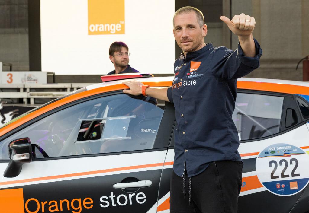 Cadou co-pilot with Alex Filip - complice.ro