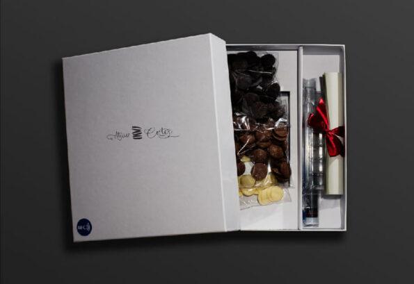 Kit de ciocolata @casa