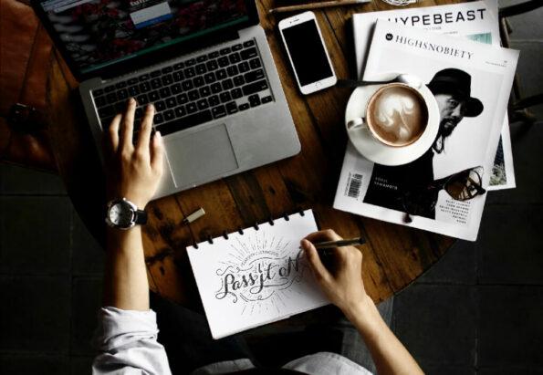 Curs intensiv online de caligrafie