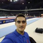 Train with a champ: Marian Dragulescu
