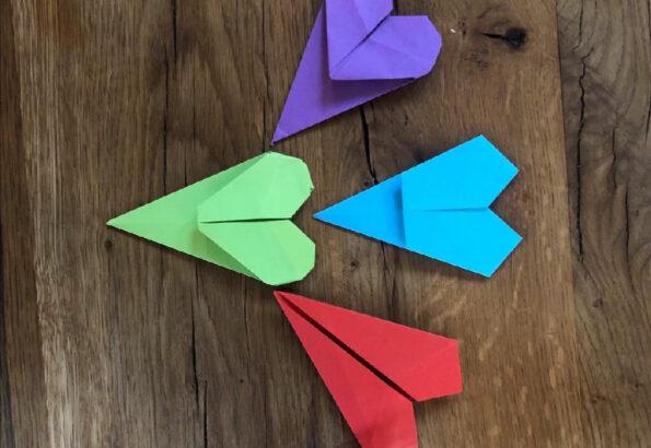Sesiune privata cu origami online