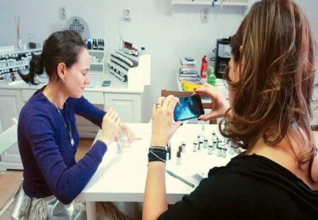 cadou atelier olfactiv scent lab