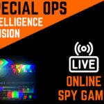 Live: joc de spionaj offline si online
