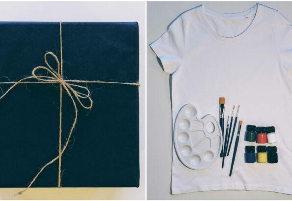 Curs pictura pe textile kit de lucru complice.ro