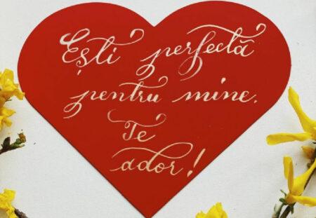 Cadou Scrisoare inima - complice.ro