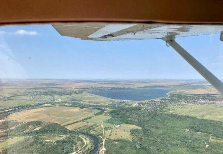 Cadou zbor cu motodeltaplanul langa Ploiesti, curs introductiv si brevet de pilot - complice.ro