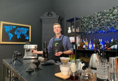Cadou-Workshop online privat cu si despre cafea
