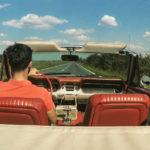 La volanul unui Mustang pe circuitul Titi Aur